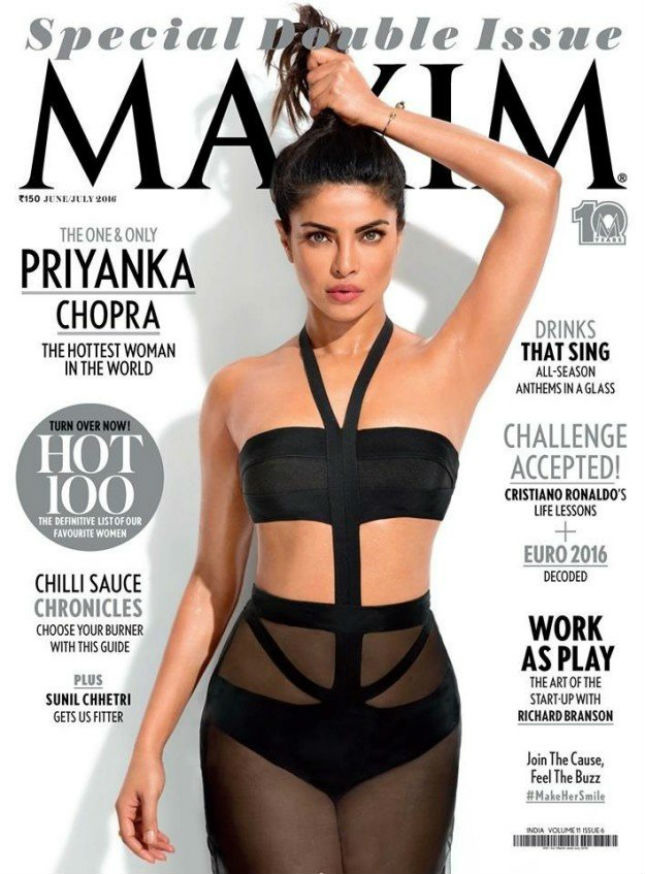 Priyanka Chopra Gets Back At Her Haters With THIS Picture