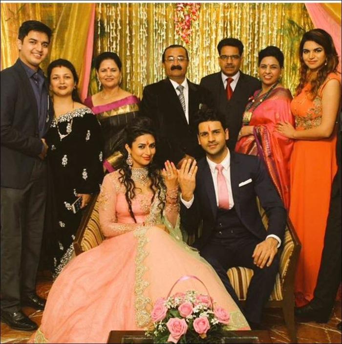 Divyanka Tripathi And Vivek Dahiya's Wedding Card Out!