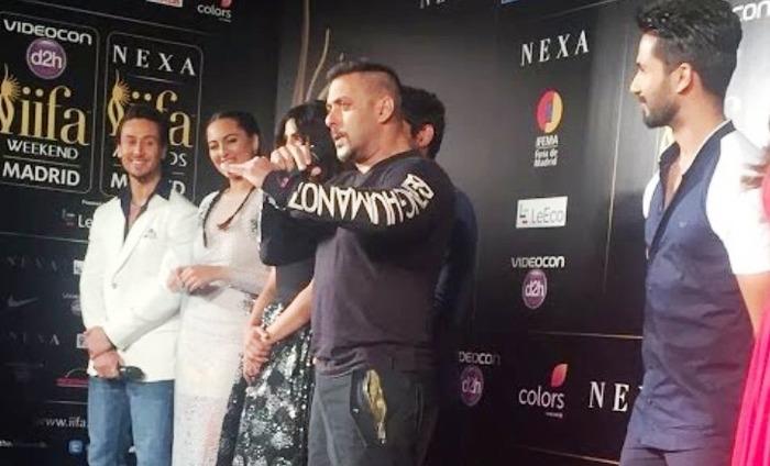 Salman Khan Vows To Keep His Speech Short After His Rape Remark