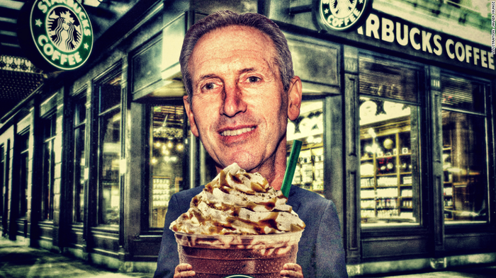 Howard Schultz: From Rags To Riches, The Man Who Transformed Starbucks