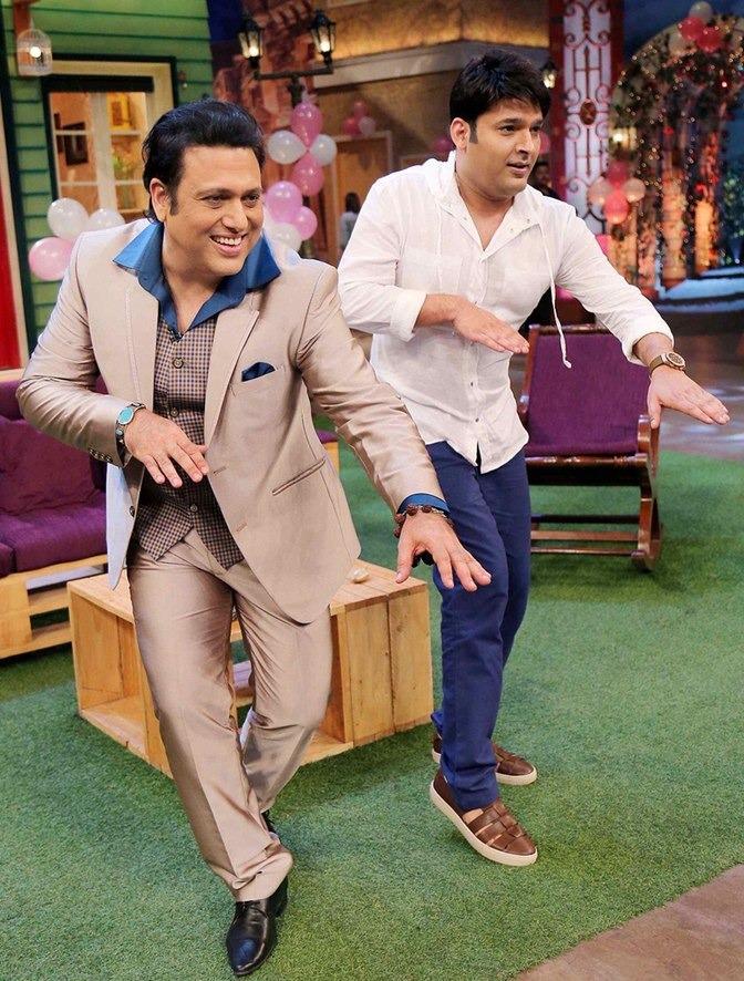 Krushna's Mama Govinda Chooses Kapil Sharma's Show Over Comedy Nights Live