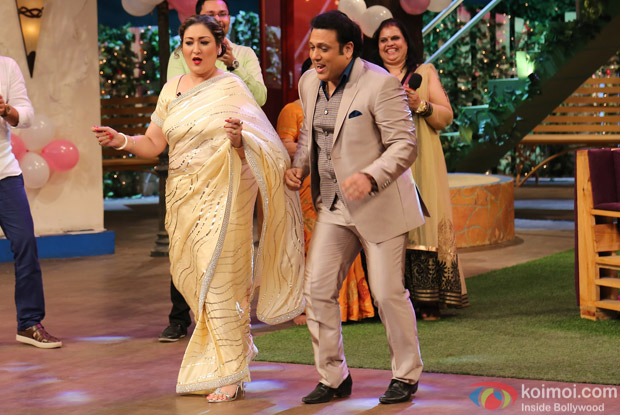 The Kapil Sharma Show: 5 Reasons Why Govinda's Wife Sunita Is The Coolest EVER