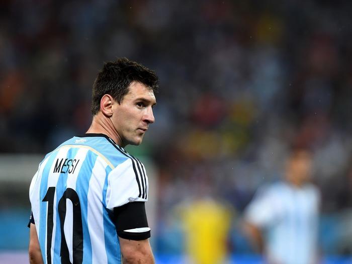 Lionel Messi's Retirement From International Football Leaves Fanatics Heartbroken
