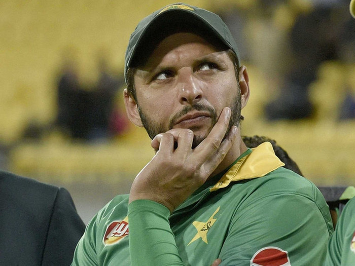 Here's Why Shahid Afridi Is Trending On Twitter