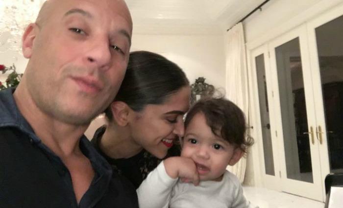 When Deepika Padukone Met Vin Diesel's Daughter Pauline