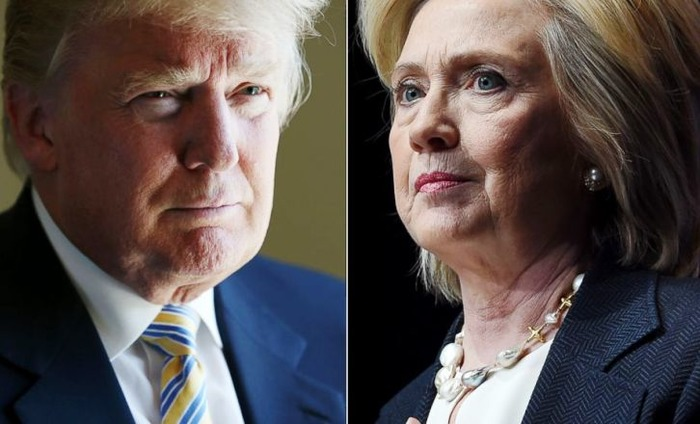Hillary Clinton And Donald Trump Remain Unfavoured Nationally