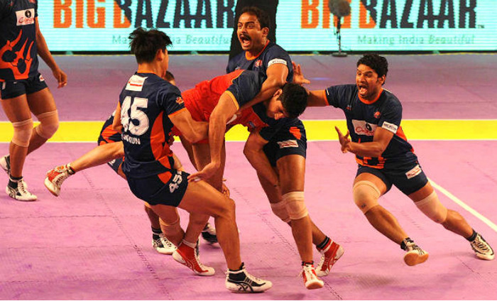 Pro Kabaddi League: Bengal Warriors' Win Against Dabang Delhi