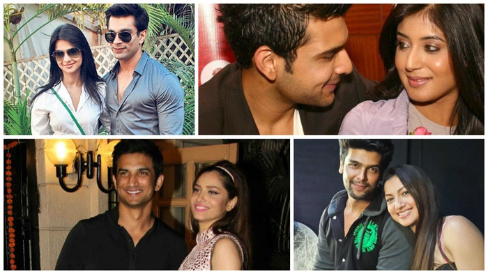 Watch: 5 TV's Ex Couples During Their Happier Times