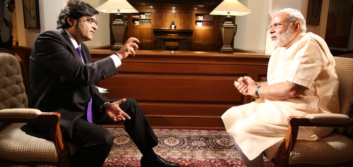 Prime Minister Narendra Modi Speaks To Arnab Goswami; Responds To All Questions On His Leadership