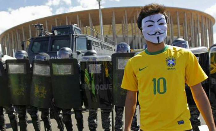 Anti-Terrorism Campaigns Launched By Brazil To Foil Terrorism During Olympics