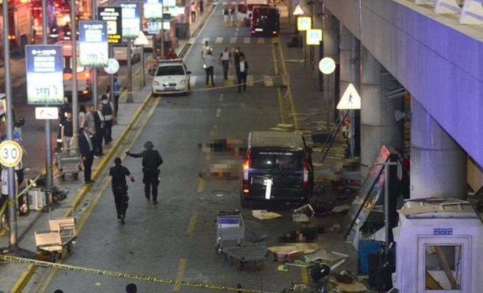 Istanbul Airport Blasts: 36 Killed; Turkish PM Blames IS