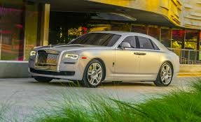 Most Pricey And Posh Cars In India - Rolls Royce Ghost Series 2