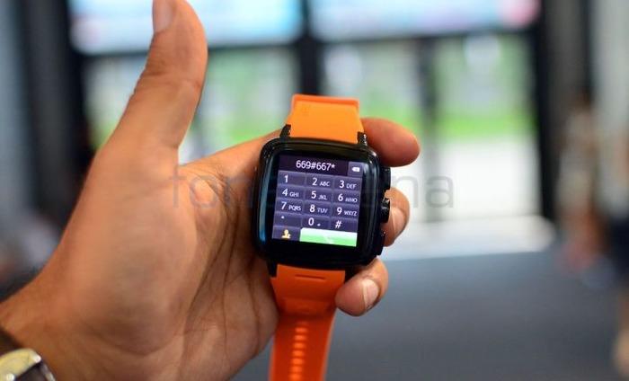 Intex Unveils Notification Smartwatch 'iRistPro' For Rs 4,999