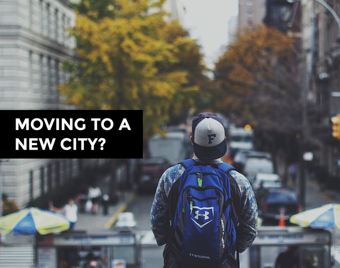 10 Things You Face When You Move To A New City