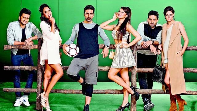 Housefull 3: Movie Review: Irrelevant Jokes, Shoddy Acting & A Mindless Entertainer