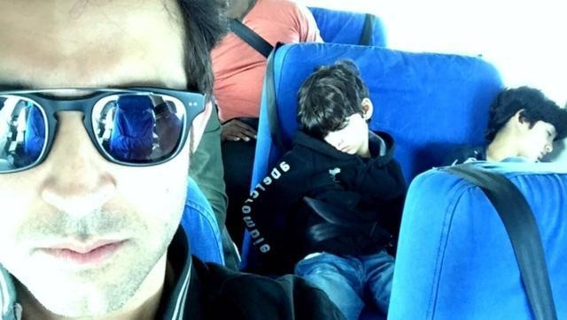 Close Shave: Hrithik Roshan Was At The Istanbul Airport Hours Before The Terror Attack