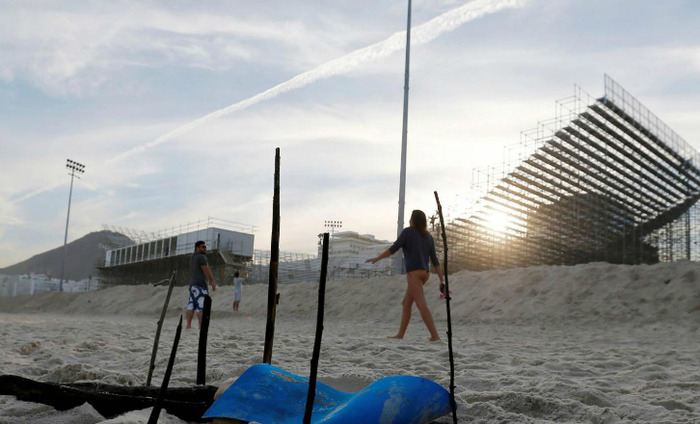Mutilated Body Parts Wash Up On Beach Next To Rio Olympics Volleyball Venue