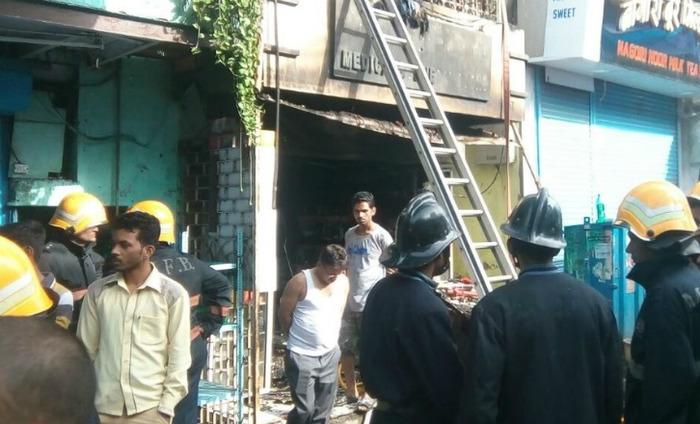 Eight Killed In Mumbai Andheri's Medical Store
