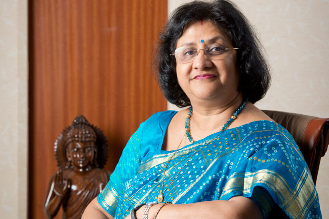 Arundhati Bhattacharya: Know The Story Of The First Woman To Lead SBI