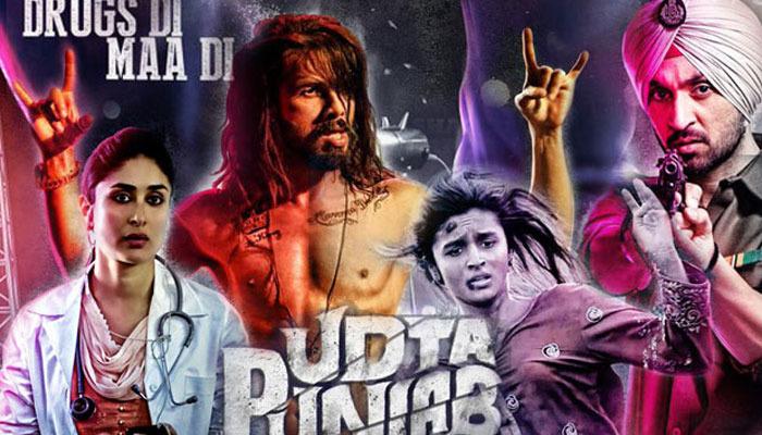 The Teaser Poster Of Udta Punjab's Song Ud-Daa Punjab Totally Screams Drugs Di Maa Di!