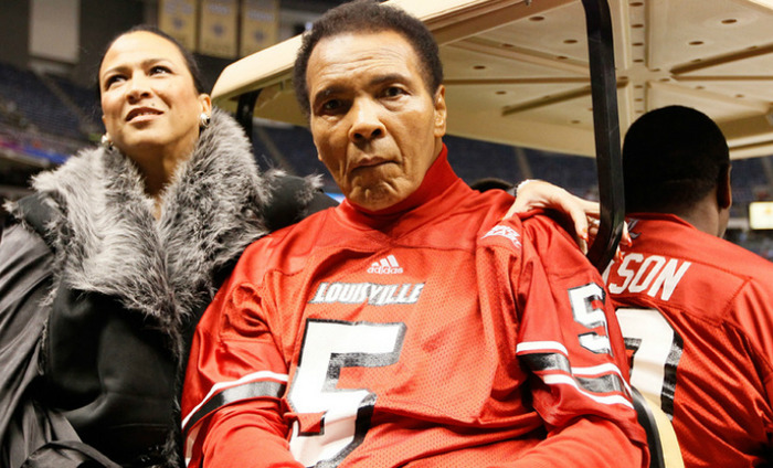Ace Boxer Muhammad Ali Passes Away After He Was Hospitalized With Respiratory Problem