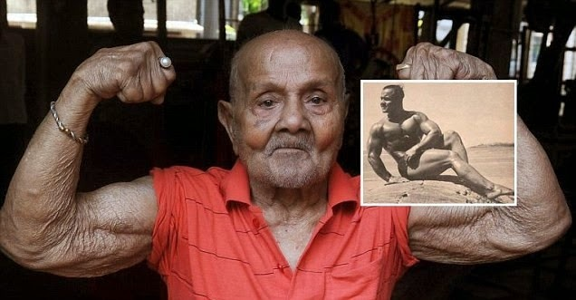 Former Mr. Universe Passes Away At The Age Of 104