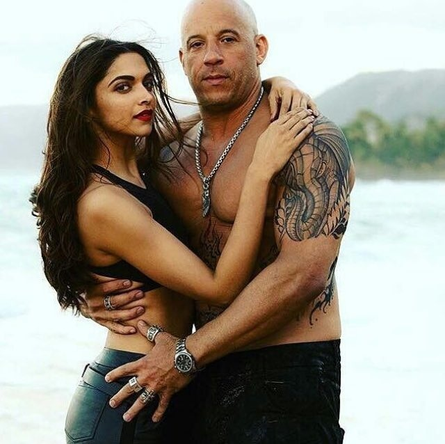 Deepika Padukone Sizzles With Vin Diesel In 'xXx The Return Of Xander Cage''s New Still!