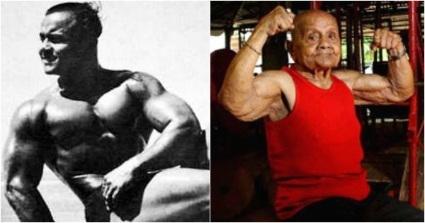 103 Year Old Bodybuilder And India's First Mr. Universe Manohar Aich Passed Away Yesterday