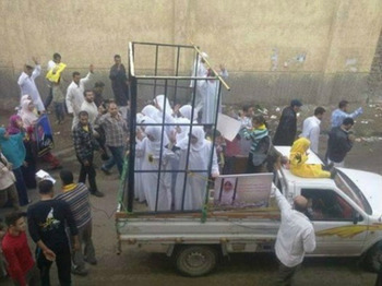ISIS Burns 19 Yazidi Women Alive In A Cage! The Reason Will SHOCK You