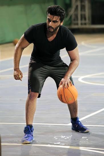 Arjun Kapoor Turns Basketball Player For 'Half Girlfriend'