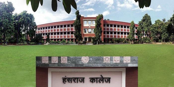 Itimes DU Diaries: A Sneak-peak Into Hansraj College