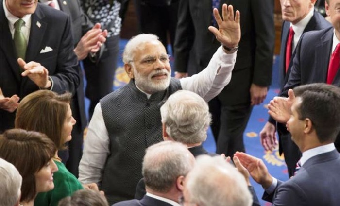 PM Narendra Modi Addresses The US Congress In A Joint Setting