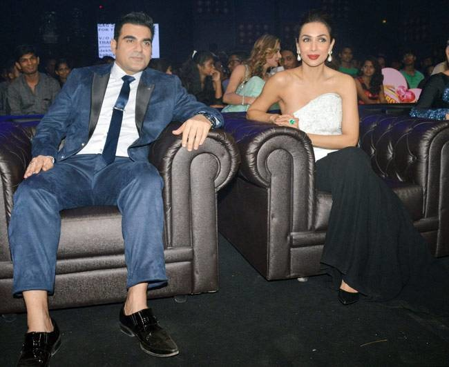 Arbaaz- Malaika Put All Rumours To Rest; Appear For Power Couple's Finale