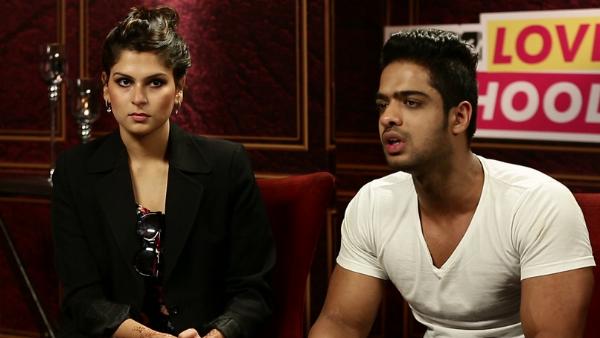 Delhi Couple Karishma And Tushar Win MTV Love School
