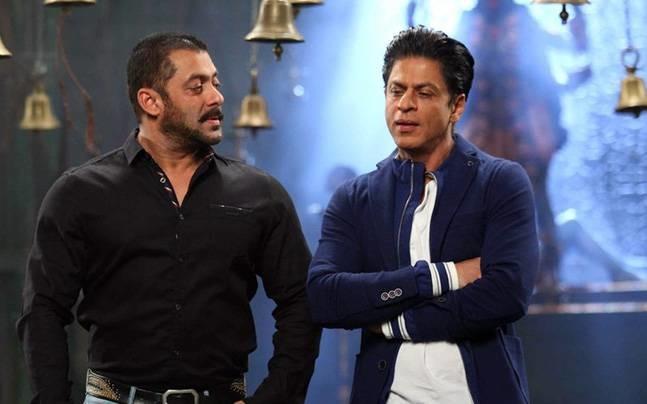 Aww: When Salman Called Himself A Shah Rukh 'Fan '