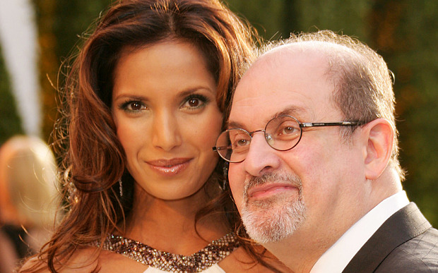 Padma Lakshmi Reveals 'explosive Details' About Her Marriage To Salman Rushdie
