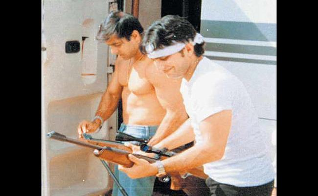 Arms Act Case: Salman Khan Says He Was Falsely Framed!