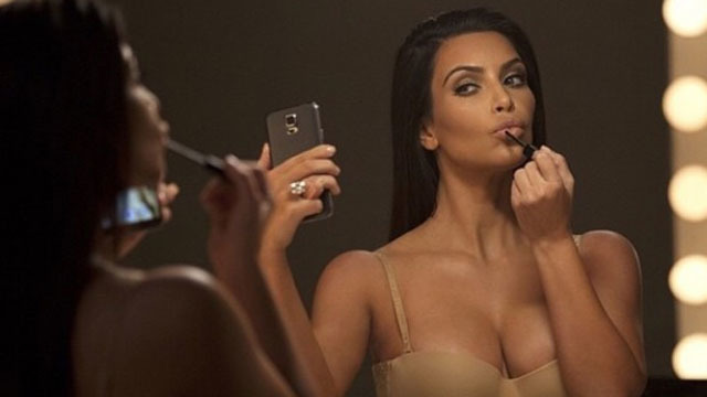 Kim Kardashian Defends Her Naked Selfies, Says I Am Allowed To Be Sexy