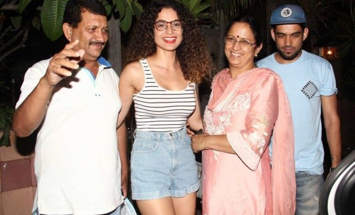 Kangana Ranaut Revealed That She Was An Unwanted Child In Her Family