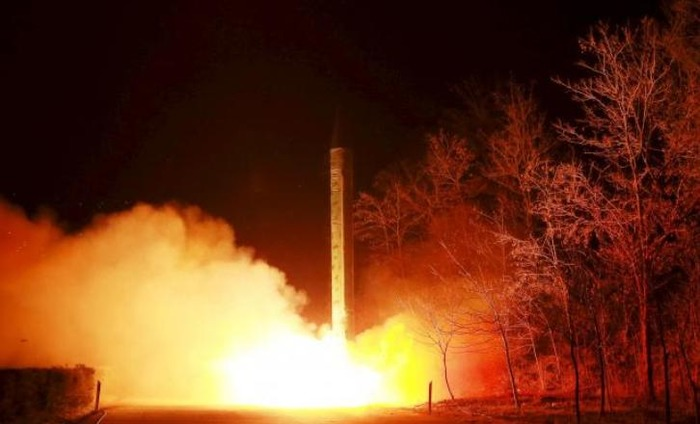 Kim Jong Un Threatens To Turn US Into Flames