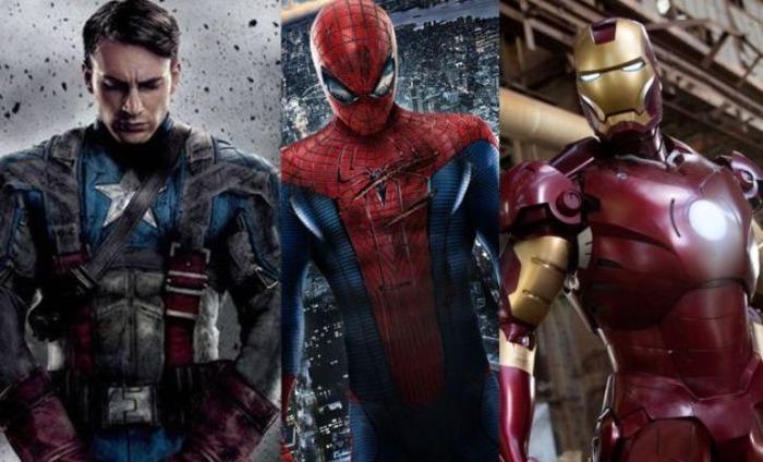 Spider Man Steals The Show In Marvel's 'Captain America: Civil War' Trailer