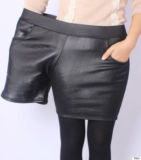 WTF! This Is The Worst Way To Advertise Plus Size Shorts