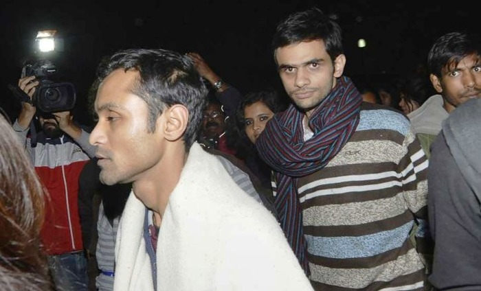 JNU Inquiry Committee Asks For The Rustication Of Anirban And Umar Khalid
