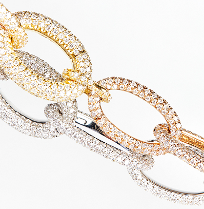 Tips To Perfectly Match Your Italian Gold Jewelry To Your Wedding Dress