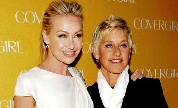 Ellen DeGeneres And Portia De Rossi To Separate?