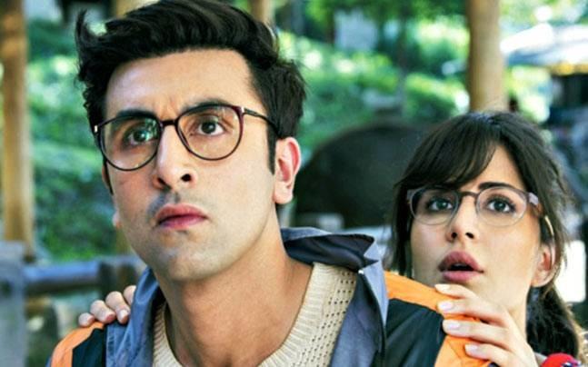 Ranbir And Katrina Shoot For Jagga Jasoos; Ayan Mukherjee Makes Sure They Don't Fight!