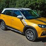 Maruti Suzuki Vitara Brezza Vs Renault Duster 85ps