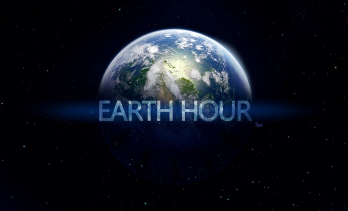 10th Earth Hour On March 19