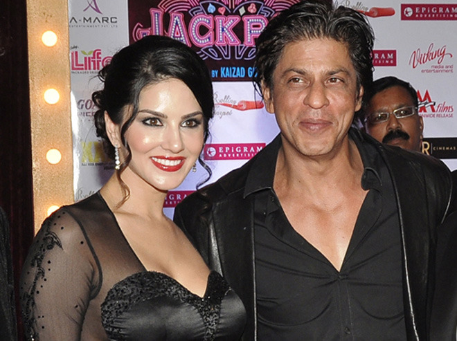 Sunny Leone To Share The Screen Space With SRK