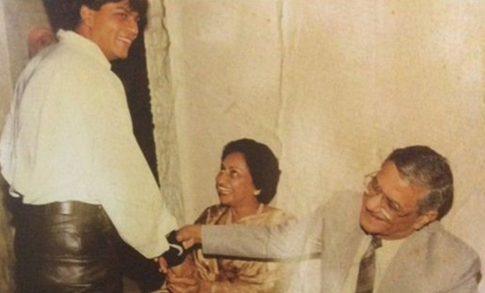 Shahrukh's Father In Law Col. Chibber Passes Away